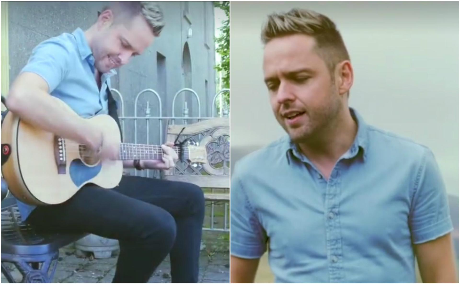 VIDEO: Country star Derek Ryan to exclusively release new album at