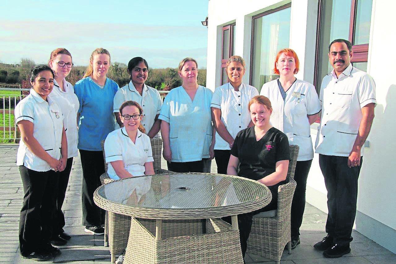 Sacred Heart Nursing Home >> Sacred Heart Nursing Home Kilkenny Is Celebrating Its 25th Birthday