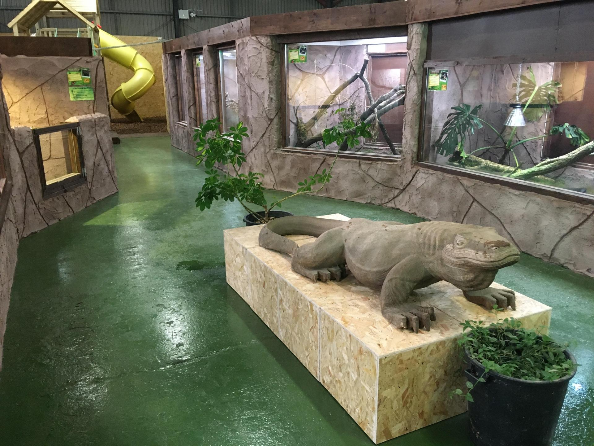The National Reptile Zoo in Kilkenny is asking for support to help feed the animals - Kilkenny People
