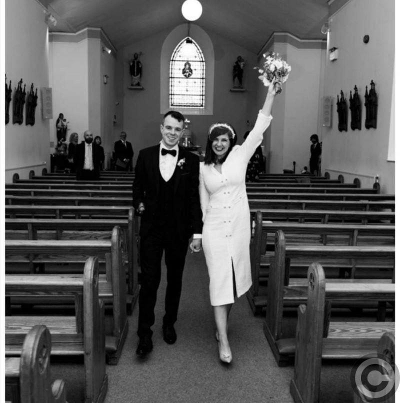 Arranging a Marriage St Johns Parish, Kilkenny, Ireland