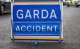 Accident at junction near Ballymack