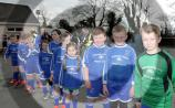 Relive a glorious day for Thomastown United as the Blues beat Shamrock Rovers