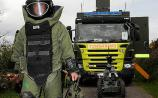 Revealed: Where Kilkenny ranks on bomb disposal call-outs in 2017