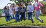 All smiles as Kilkenny teens get their Junior Cert results