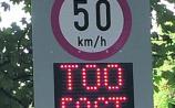Kilkenny Speeding and safety