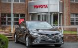 The popular Toyota Camry is back