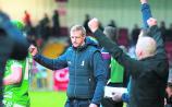Shefflin steps down as Shamrocks manager