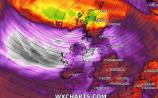 WEATHER WARNING: Met Eireann warns of violent storm force winds of coast of Ireland as Storm Jorge approaches