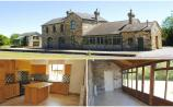 Take a look inside this beautifully restored old train station home currently on the market