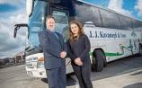 Energia drives energy costs down for JJ Kavanagh & Sons Coaches