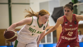 Basketball- Kilkenny's Lucy Coogan plays starring role as Ireland U18 women impress in 87-64 win over Hungary