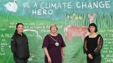 Castlecomer Discovery Park uses creative communication to tackle climate challenges