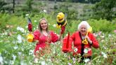 The President's Award calls on the Kilkenny public to plant a bulb to protect our bees