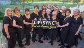 Picture Gallery: Danesfort community in full voice for Lip Sync at Lyrath Estate Hotel