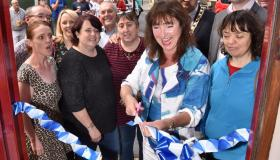 PICTURE GALLERY: Ribbon is cut as Thomastown Community Helpers officially opens