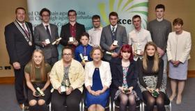 Celebrating role models at Carlow-Kilkenny ETB Student of Year awards
