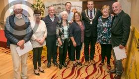 Picture Gallery: Award winners from the KKB Awards Night 2018