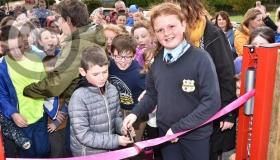 Picture gallery: A splash of colour for Clogh as new playground opens