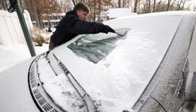 This simple car de-icer trick will save some time on your morning commute