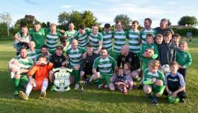 Have a look at shots from the McCalmount Cup Final!