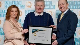 Celebrations in Kilkenny as eight Centra Stores recognised for Excellence in Areas of Hygiene and Food Safety