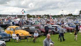 Classic Motor Vintage Show in Kilkenny