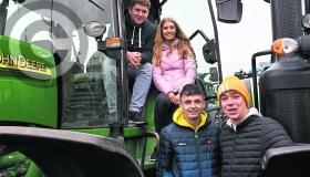 Gallery: Miles of smiles at Ballyhale Tractor Run