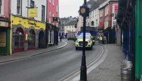 Video: Army Bomb Disposal Unit leaves Kilkenny