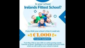 Kilkenny school one of six finalists in the running to be crowned Ireland's Fittest School