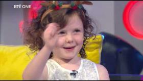 WATCH Donncha's Two Talented Christmas Special features famous guests with their kids