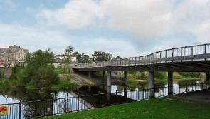 New bridge over the Nore in Kilkenny city wins award