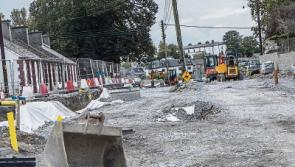 Wolfe Tone Street residents endure more disruption