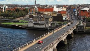 No buoys allowed for protected bridge in Limerick