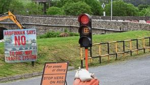 Ardfinnan Bridge - lives put at risk every day