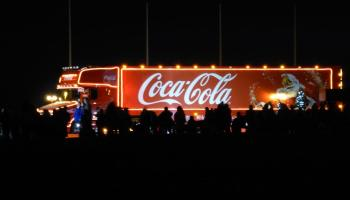 It's Yulefest - and the Coca Cola truck is on its way to Kilkenny
