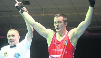 Kilkenny man Darren O'Neill fights for Irish Boxing glory
