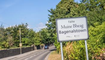 'Bagenalstown - A Step Back in Time - Book 2' to launch in October