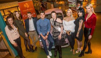 Brogan's backs Kilkenny Rose and comes on board as hospitality sponsor