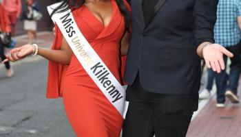 Kilkenny is rooting for Peace at the Miss Universe Ireland finals