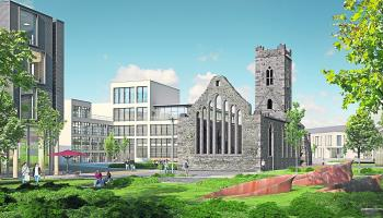 The Brewhouse at the Abbey Quarter in Kilkenny will be open and occupied by Easter