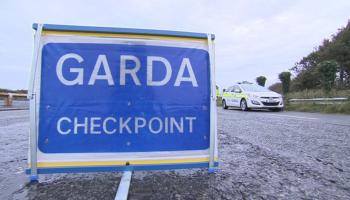 Gardai recommence motorway and dual carriageway checkpoints