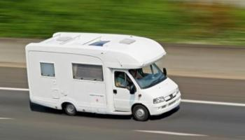 Staycation safety tips on driving a motor home or towing a caravan