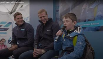 WATCH: Nine-year-old Timmy's hurling rap was one of the highlights of the Ploughing!