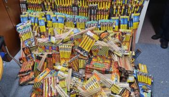 Kilkenny gardaí warn people of dangers of illegal fireworks