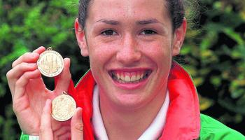 Kilkenny People Sporting Memories- Emily - our Olympic golden girl!