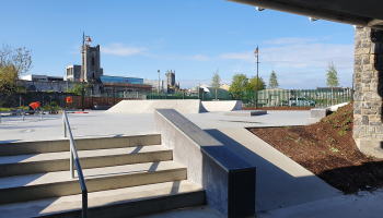 CCTV at Kilkenny city skatepark - updated issued