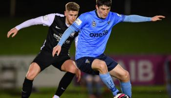 Whelan earns first call up to Republic of Ireland Under 21 squad