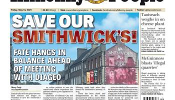 A win for Kilkenny: Delight as Smithwick's Experience set to reopen