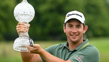 Australian Herbert takes victory as Mount Juliet puts on Irish Open show