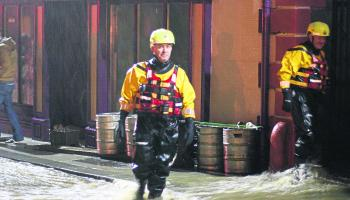 Throwback News Gallery: The 2016 Kilkenny floods - click to view!